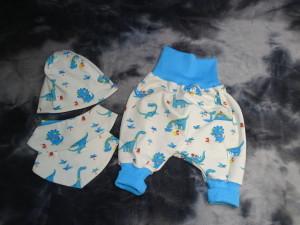Baby Mützen Halstücher Pumphosen Lybstes (11)