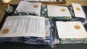Mundabdeckung Bürgermeister Pflegedienst verpackt - Kopie