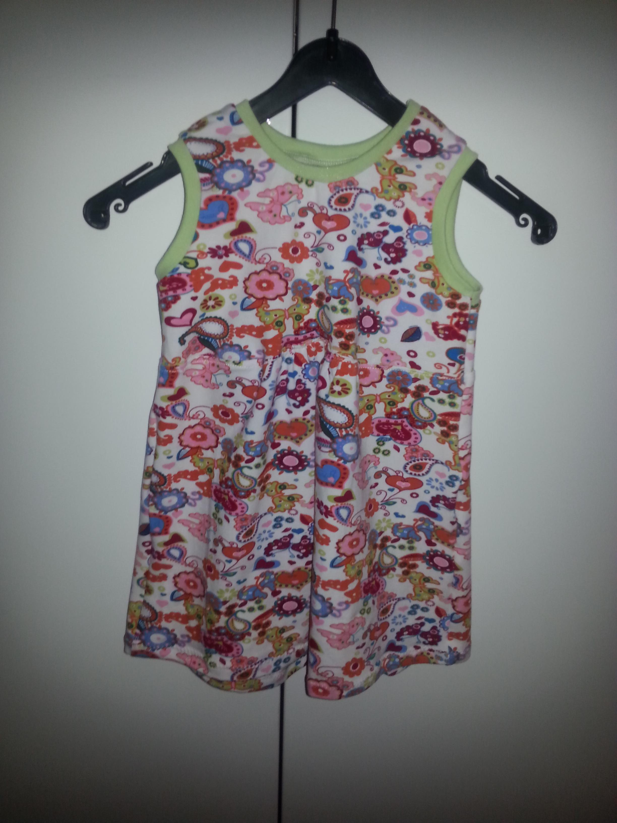 Sommerkleidchen für das Blumenkind